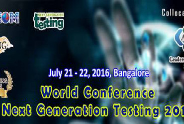 Kalyan Talluri, Conformiq Technical Director, Speaks at WCNGT in Bangalore
